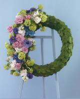 Picture of Contemporary Wreath